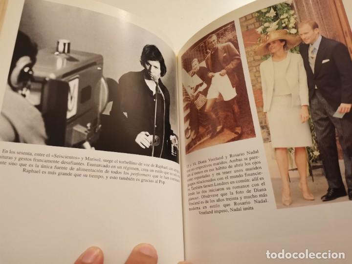 Coleccionismo de Revistas y Periódicos: BORIS IZAGUIRRE MORIR DE GLAMOUR CRÓNICA DE LA SOCIEDAD DE FIN DE SIGLO ESPASA 2000 - Foto 5 - 255005060