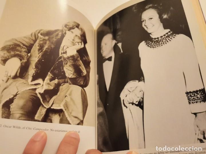 Coleccionismo de Revistas y Periódicos: BORIS IZAGUIRRE MORIR DE GLAMOUR CRÓNICA DE LA SOCIEDAD DE FIN DE SIGLO ESPASA 2000 - Foto 6 - 255005060