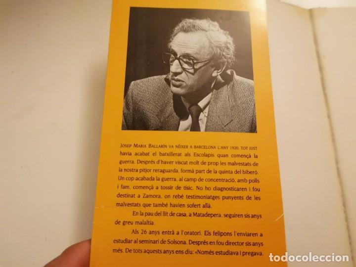 Coleccionismo de Revistas y Periódicos: MOSSEN TRONXO JOSEP MARIA BALLARIN CLUB EDITOR 1990 POSIBLE RECOLLIDA A MALLORCA - Foto 2 - 255005640