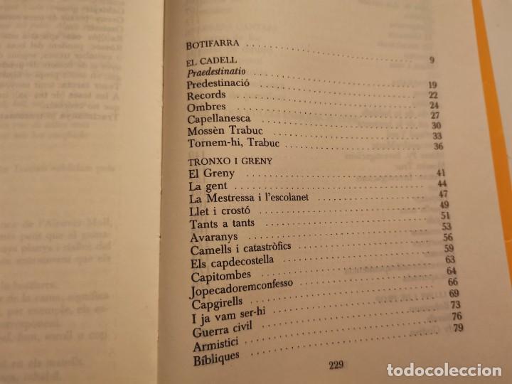 Coleccionismo de Revistas y Periódicos: MOSSEN TRONXO JOSEP MARIA BALLARIN CLUB EDITOR 1990 POSIBLE RECOLLIDA A MALLORCA - Foto 4 - 255005640