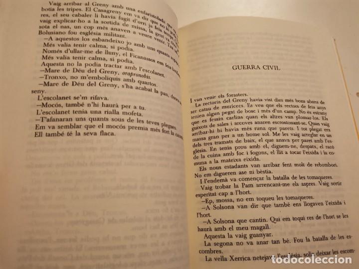 Coleccionismo de Revistas y Periódicos: MOSSEN TRONXO JOSEP MARIA BALLARIN CLUB EDITOR 1990 POSIBLE RECOLLIDA A MALLORCA - Foto 7 - 255005640