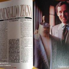 Coleccionismo de Revistas y Periódicos: ERMENEGILDO ZEGNA. Lote 255027015