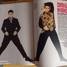 Coleccionismo de Revistas y Periódicos: GREG STONE MODA MASCULINA OTOÑO INVIERNO 1990. Lote 255027685