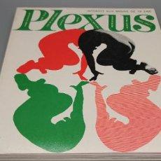 Coleccionismo de Revistas y Periódicos: REVISTA EROTICA PLEXUS Nº 21 AÑO 1969. Lote 255447520