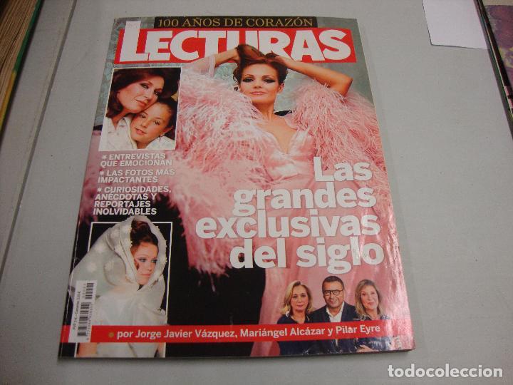REVISTA LECTURAS 100 AÑOS DE CORAZON (Coleccionismo - Revistas y Periódicos Modernos (a partir de 1.940) - Otros)