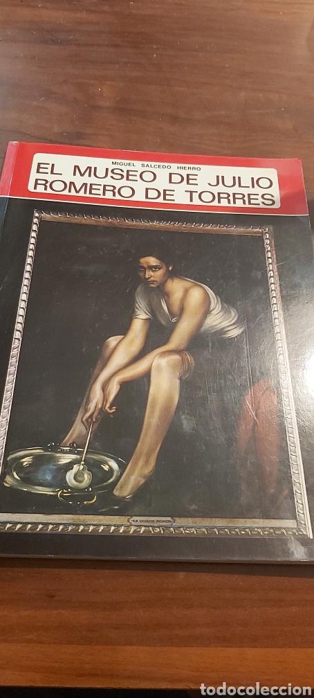 EL MUSEO DE JULIO ROMERO DE TORRES - MIGUEL SALCEDO HIERRO-EDITORIAL .FOTOS.ZUBILLAGA CORDOBA (Coleccionismo - Revistas y Periódicos Modernos (a partir de 1.940) - Otros)