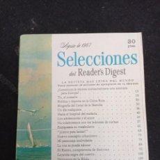 Coleccionismo de Revistas y Periódicos: SELECCIONES DEL READER S DIGEST 1967. Lote 255531305