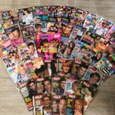 Coleccionismo de Revistas y Periódicos: LOTE REVISTAS SÚPER POP , BRAVO Y VALE. Lote 255549820