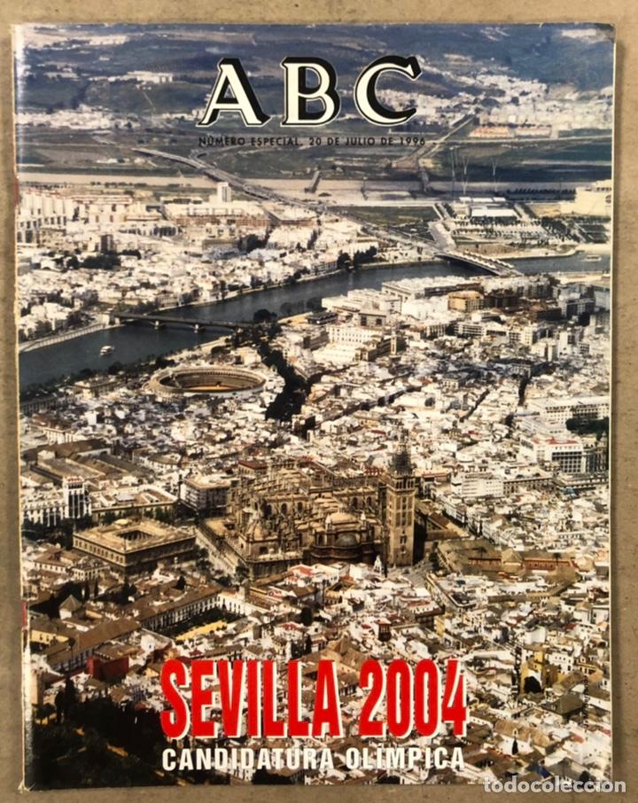 REVISTA ABC NÚMERO ESPECIAL (1996). SEVILLA 2004 (CANDIDATURA OLÍMPICA). (Coleccionismo - Revistas y Periódicos Modernos (a partir de 1.940) - Otros)