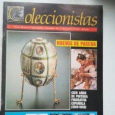 Coleccionismo de Revistas y Periódicos: COLECCIONISTAS. REVISTA MENSUAL DE COLECCIONISMO Y CURIOSIDADES Nº5, 1989. Lote 255598330
