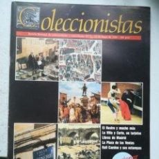 Coleccionismo de Revistas y Periódicos: COLECCIONISTAS. REVISTA MENSUAL DE COLECCIONISMO Y CURIOSIDADES Nº7, 1989. Lote 255598735