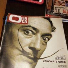 Coleccionismo de Revistas y Periódicos: REPORTAJE SALVADOR DALI. Lote 255655500