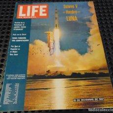 Coleccionismo de Revistas y Periódicos: REVISTA LIFE EN ESPAÑOL - 18 DE DICIEMBRE 1967 - RAY BRADBURY- GUAYASAMIN-. Lote 256089755