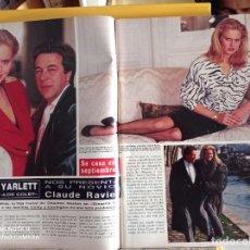 Coleccionismo de Revistas y Periódicos: CLAIRE YARLETT LOS COLBY. Lote 257264760