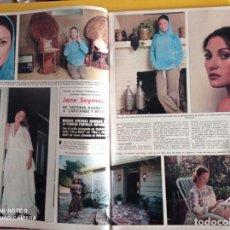 Coleccionismo de Revistas y Periódicos: JANE SEYMOUR SEPTIMA AVENIDA CAPITANES Y REYES. Lote 257265475