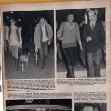 Coleccionismo de Revistas y Periódicos: MICHAEL YORK CAINE EDY WILLIAMS. Lote 257265995