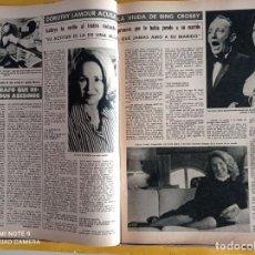 Coleccionismo de Revistas y Periódicos: DOROTHY LAMOUR BING CROSBY. Lote 257266855