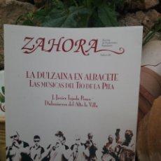 Coleccionismo de Revistas y Periódicos: DULZAINA, REVISTA. Lote 257267245
