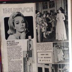 Coleccionismo de Revistas y Periódicos: ANUNCIO TOKALON FARAH DIBA. Lote 257355855