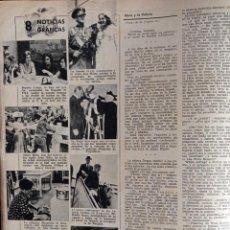 Coleccionismo de Revistas y Periódicos: MAUREEN OHARA. Lote 257356070