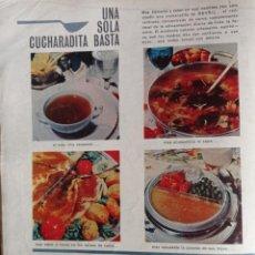 Coleccionismo de Revistas y Periódicos: ANUNCIO BOVRIL. Lote 257356085