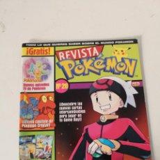 Coleccionismo de Revistas y Periódicos: REVISTA POKÉMON Nº 28. Lote 257381765