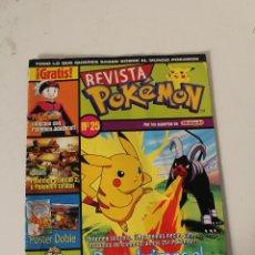 Coleccionismo de Revistas y Periódicos: REVISTA POKÉMON Nº 25. Lote 257382875