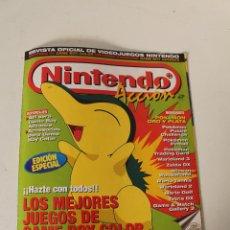 Coleccionismo de Revistas y Periódicos: REVISTA POKÉMON NINTENDO ESPECIAL JUNIO 2001. Lote 257383865