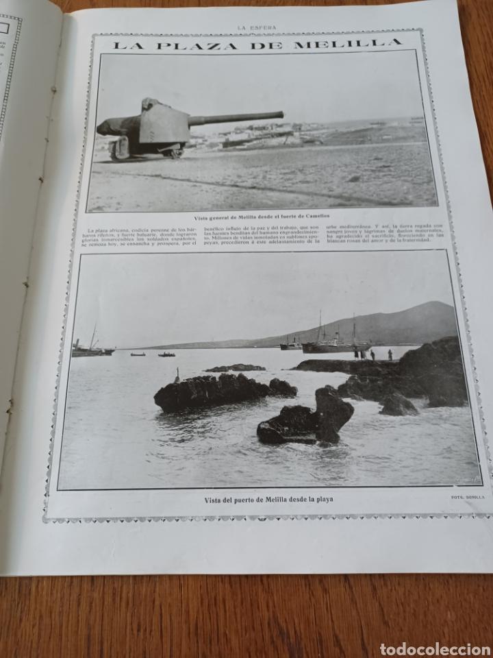 Coleccionismo de Revistas y Periódicos: REVISTA 1914 .CASTILLO DE COCA- BENLLIURE- MONASTERIO SAN JUAN DE LA PEÑA - PALACIO DE MARCHENA - Foto 9 - 257395705