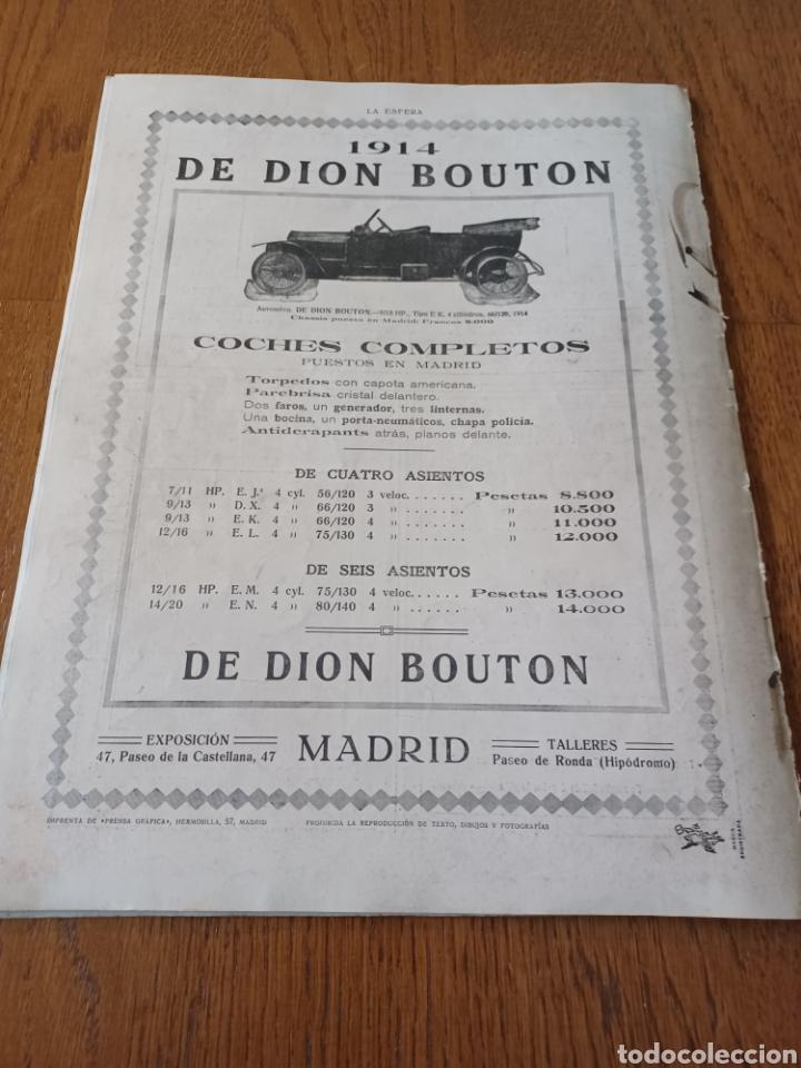 Coleccionismo de Revistas y Periódicos: REVISTA 1914 .CASTILLO DE COCA- BENLLIURE- MONASTERIO SAN JUAN DE LA PEÑA - PALACIO DE MARCHENA - Foto 11 - 257395705