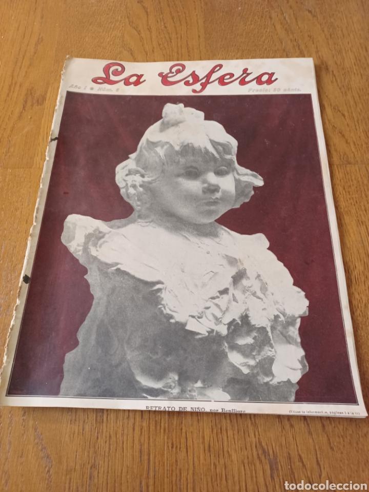Coleccionismo de Revistas y Periódicos: REVISTA 1914 .CASTILLO DE COCA- BENLLIURE- MONASTERIO SAN JUAN DE LA PEÑA - PALACIO DE MARCHENA - Foto 10 - 257395705