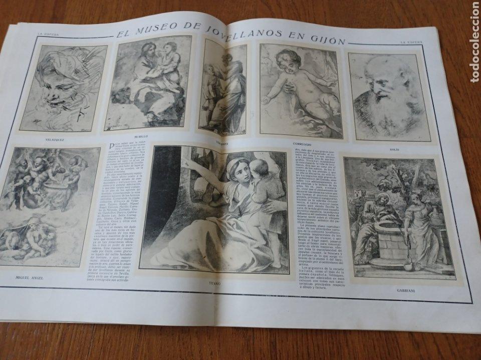 Coleccionismo de Revistas y Periódicos: REVISTA 1914. MEZQUITA DE CÓRDOBA- RETABLO IGLESIA SAN ANDRES MADRID- FÚTBOL EN INGLATERRA - Foto 8 - 257401345