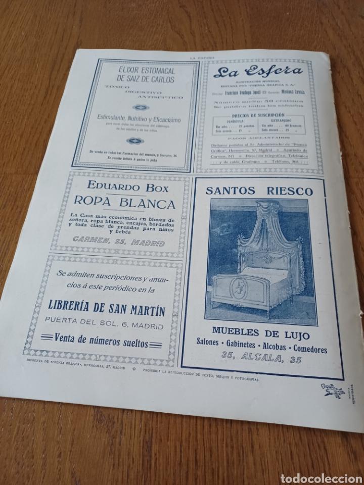 Coleccionismo de Revistas y Periódicos: REVISTA 1914. MEZQUITA DE CÓRDOBA- RETABLO IGLESIA SAN ANDRES MADRID- FÚTBOL EN INGLATERRA - Foto 10 - 257401345