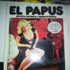 Coleccionismo de Revistas y Periódicos: EL PAPUS #110. Lote 257454760