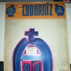 Coleccionismo de Revistas y Periódicos: EL PAPUS #119. Lote 257454765