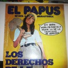 Coleccionismo de Revistas y Periódicos: EL PAPUS #3. Lote 257454785