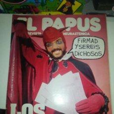 Coleccionismo de Revistas y Periódicos: EL PAPUS #13. Lote 257454790