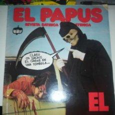 Coleccionismo de Revistas y Periódicos: EL PAPUS #5. Lote 257454830