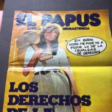 Coleccionismo de Revistas y Periódicos: EL PAPUS. Nº 3. NOVIEMBRE 1973. Lote 257490895
