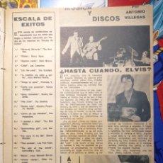Coleccionismo de Revistas y Periódicos: ELVIS PRESLEY. Lote 257556620