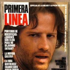 Coleccionismo de Revistas y Periódicos: PRIMERA LÍNEA N° 21 (1987). LOS REBELDES, MOVIDA GALLEGA, LA FURA DEL BAUS, DURAN DURAN, FRANKIE GOE. Lote 257835955