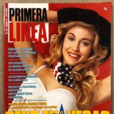 Coleccionismo de Revistas y Periódicos: PRIMERA LÍNEA N° 69 (1991). FANGORIA (ALASKA Y NACHO CANUT), MOVIDA MALAGA, THE DOORS, RAVES,..... Lote 258004440