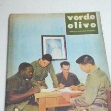 Coleccionismo de Revistas y Periódicos: REVISTA. CUBA. VERDE OLIVO. 1961. Nº 31. GAGARIN, JUNTAS DE COORDINACION DE EJECUCION E INSPECCION. Lote 258030170