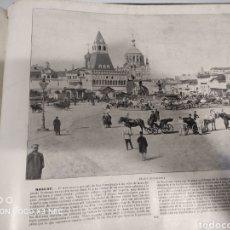 Coleccionismo de Revistas y Periódicos: ÁLBUM DE ESTAMPAS DEL MUNDO FINALES DE. XIX. Lote 258780225