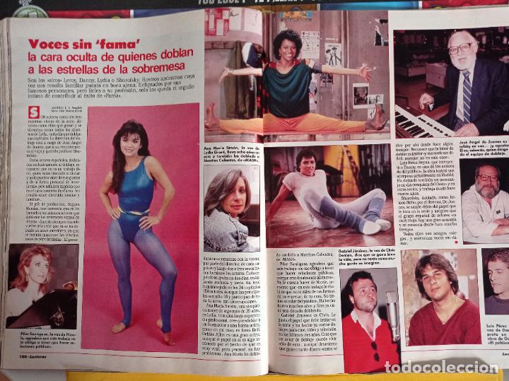 LOS DOBLADORES DE FAMA FAME DEBBIE ALLEN (Coleccionismo - Revistas y Periódicos Modernos (a partir de 1.940) - Otros)