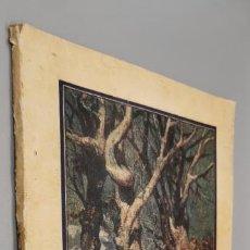Coleccionismo de Revistas y Periódicos: REVISTA BLANCO Y NEGRO 1865 AÑO 1927 MANSIONES SEÑORIALES TOLEDANAS,ETC. Lote 260037595