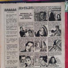 Coleccionismo de Revistas y Periódicos: SARA MONTIEL. Lote 268899299