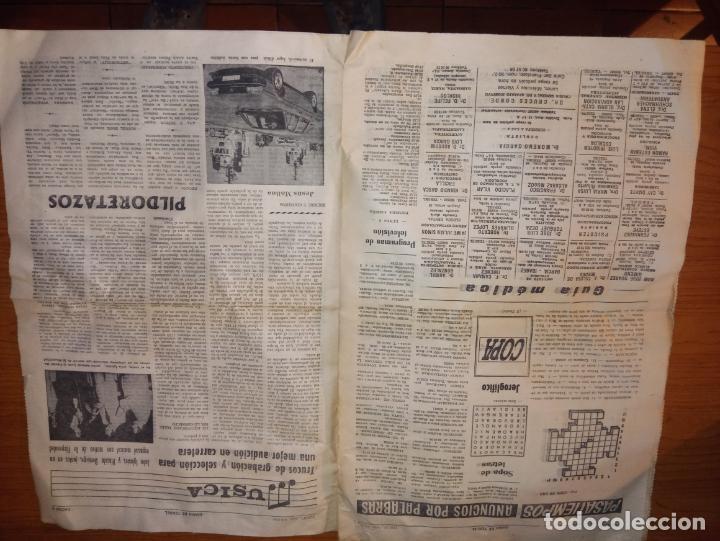 Coleccionismo de Revistas y Periódicos: DIARIO DE TERUEL 8 DE OCTUBRE DE 1986 - Foto 5 - 260428795