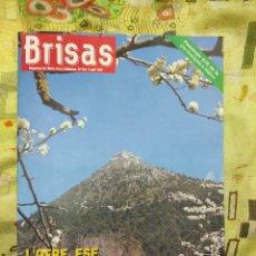 Coleccionismo de Revistas y Periódicos: REVISTA BRISAS. Lote 260729600