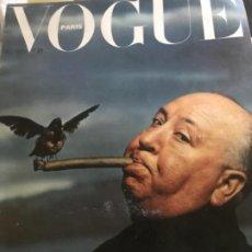 Coleccionismo de Revistas y Periódicos: VOGUE 1974-75 HITCHCOCK Y DALÍ. Lote 260865195